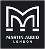 MARTIN AUDIO noir