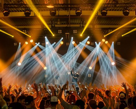 Concert son et lumière